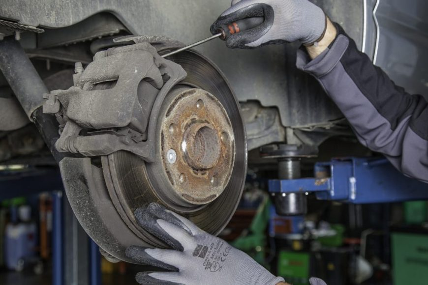 Brake Change, When is it Needed?